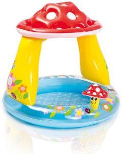 Baby zwembad paddenstoel 57114NP