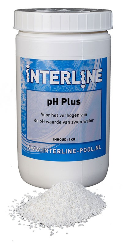 Interline pH-plus granulaat 1kg 52881104
