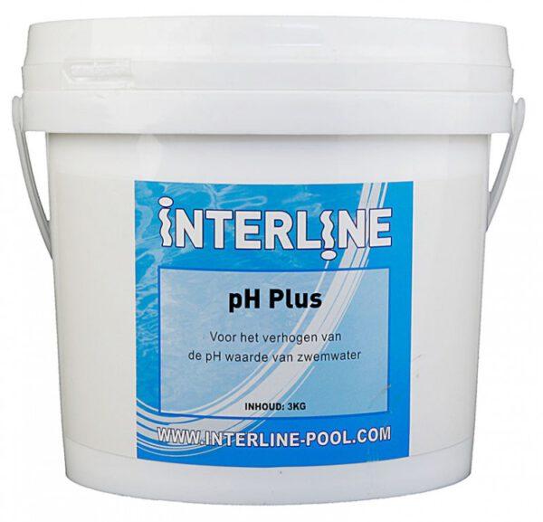 Interline pH-plus granulaat 3kg 52881105