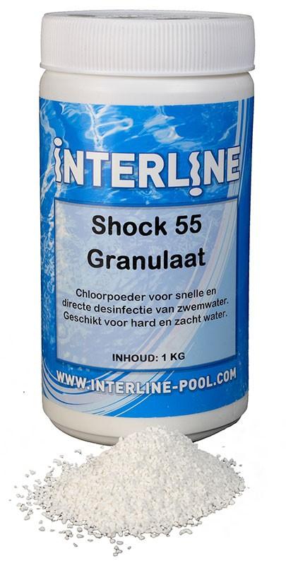 Interline shock 55 granulaat 1KG 52781202