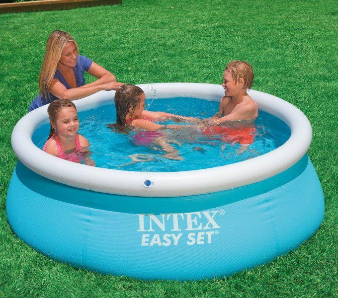 Intex Easy Set zwembad 183 x 52 28101NP