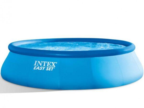 Intex easy set zwembad 457 X 107CM 26166GN