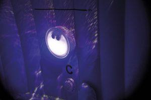 Intex spa multi color verlichting op batterij 28503