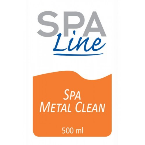 Spa line metal clean 500ML SPA-MC001