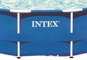 Intex Metal Frame Pool 366x76 incl. filterpomp - 28212GN