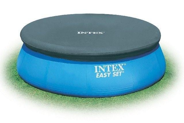 Intex easy set zwembad Afdekzeil Ø 457 - 28023