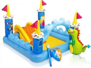 Intex speelzwembad kasteel - 57138NP