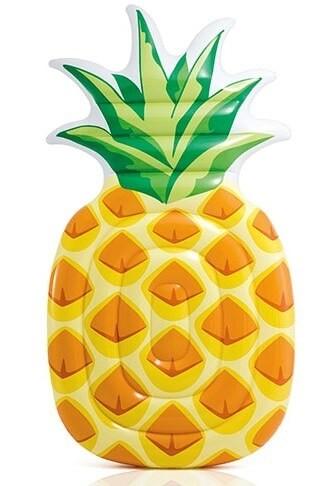 Mega opblaasbare ananas - 58761EU