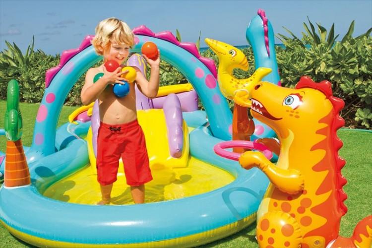 Zwembad speelcentrum dinoland - 57135NP