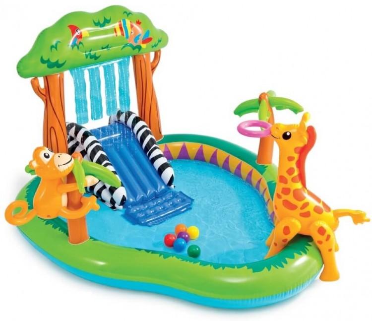 Zwembad centrum jungle - 57155NP