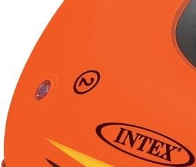 Intex explorer pro 200 set - Met peddels en handpomp