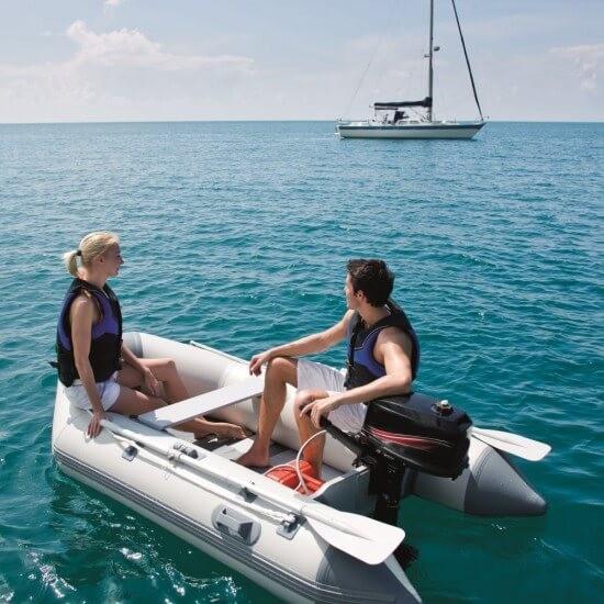 Hydro force nav rapids opblaasboot - 3 persoons