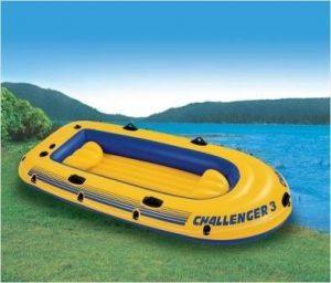 Intex challenger 3 - driepersoon opblaasboot