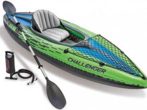 Intex Challenger kayak - één persoons