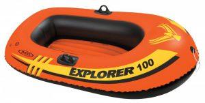 Intex Explorer Pro 100 - éénpersoons opblaasboot