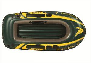 Intex seahawk 2- tweepersoon oplblaasboot