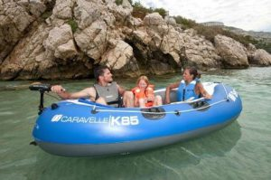 Sevylor caravelle K85 - driepersoons