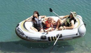 Sevylor super caravelle - driepersoons opblaasboot