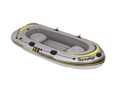 Sevylor super caravelle opblaasboot - 4 persoons