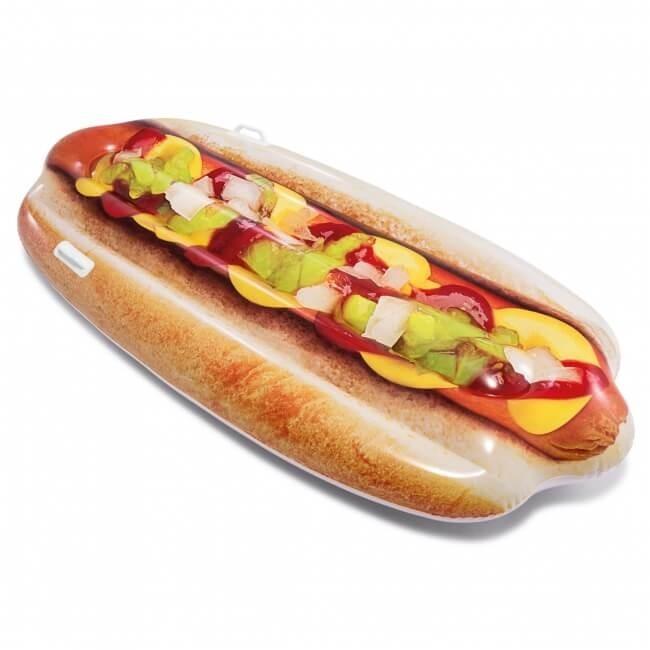 Hotdog Luchtbed - 58771EU