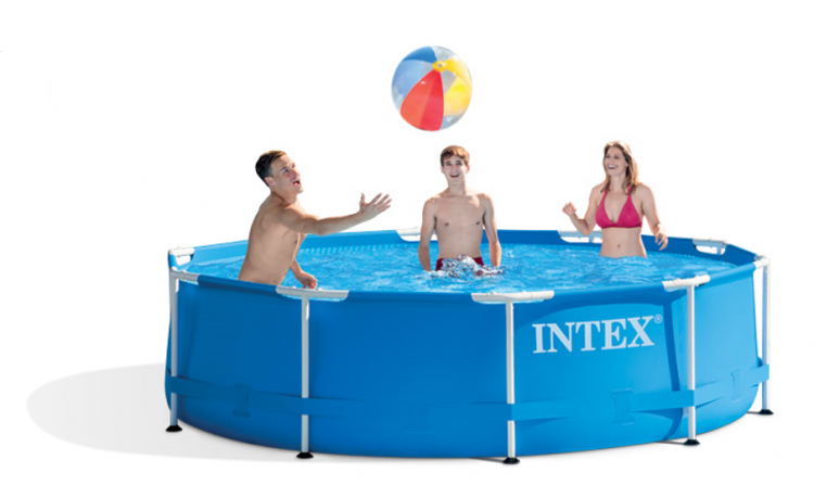 Intex Metal Frame Pool 305x76 - 28120NP