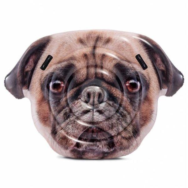 Mops hond luchtbed - 58785EU