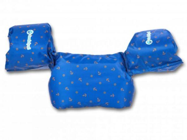 Comfort pool Kinderzwemvest Navy Print