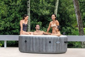 Intex jacuzzi Greywood – 6 persoons – 28442NL