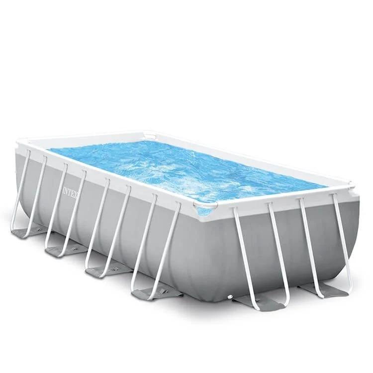 Intex Prism Frame zwembad 400 x 200 x 100 cm - 26788GN