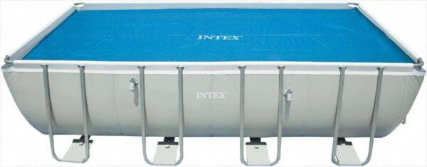 Intex solarzeil 732 x 366 meter