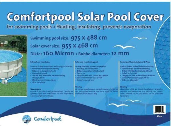 Comfortpool Solarzeil 975 x 488