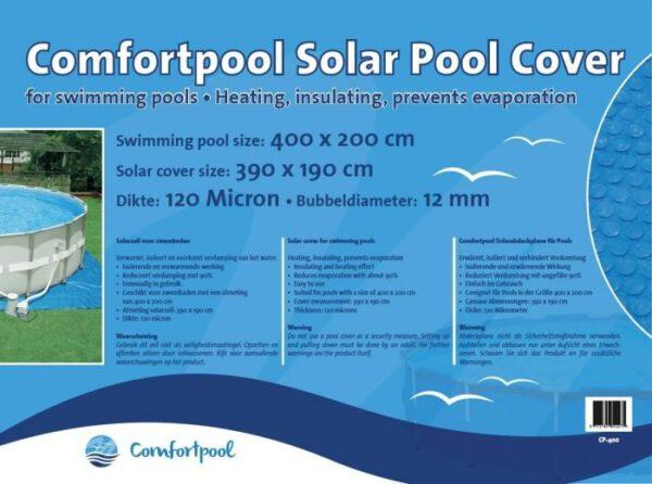 Comfortpool Solarzeil 400 x 200