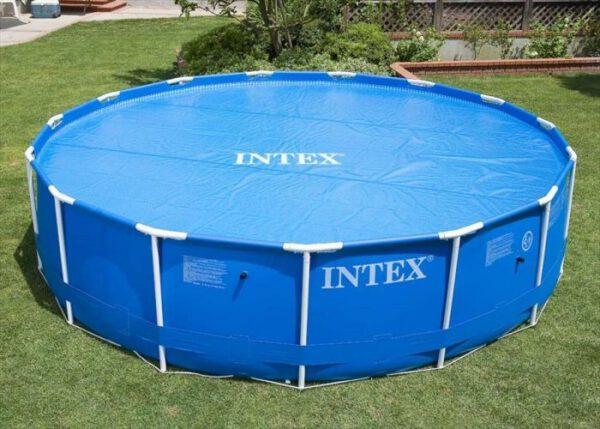 Intex solarzeil 366cm